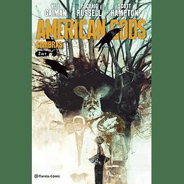 American Gods: Sombras N°02 (Grapa)