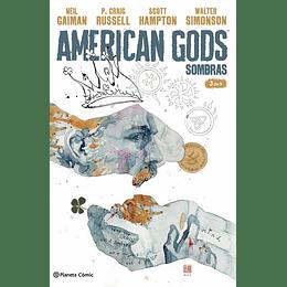 American Gods: Sombras N°03 (Grapa)