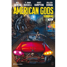 American Gods: Sombras N°04 (Grapa)