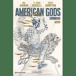 American Gods: Sombras N°05 (Grapa)