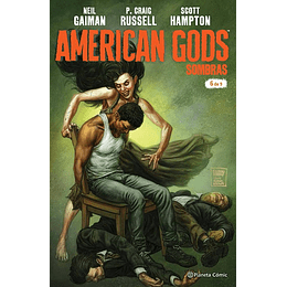 American Gods: Sombras N°06 (Grapa)