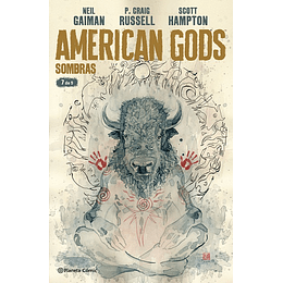 American Gods: Sombras N°07 (Grapa)