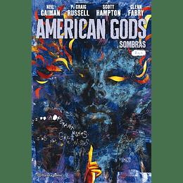 American Gods: Sombras N°08 (Grapa)