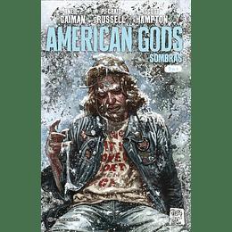 American Gods: Sombras N°09 (Grapa)