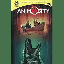Animosity Nº02 (Tapa Dura)