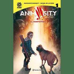 Animosity Nº01 (Tapa Dura)