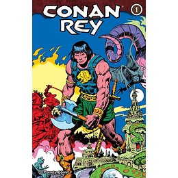 Conan Rey Integral Vol.1 (Tapa Dura)
