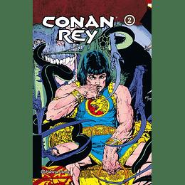 Conan Rey Integral Vol.2 (Tapa Dura)