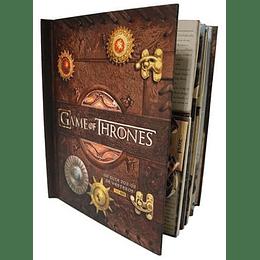 Game of Thrones - Guía Pop-up de Westeros