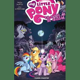 My Little Pony La magia de la amistad N° 02 (Tapa Dura)