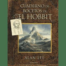 Cuaderno de bocetos de El Hobbit