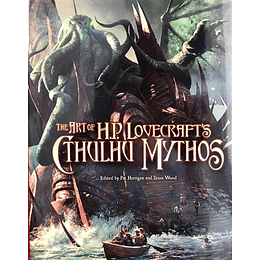 The Art of H.P. Lovecrafts Cthulhu Mythos