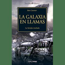 Warhammer 40K - La Herejía de Horus 03: La Galaxia en Llamas