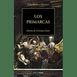 Warhammer 40K - La Herejía de Horus 20: Los primarcas