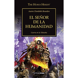 Warhammer 40K - La Herejía de Horus 41: El Señor de la Humanidad