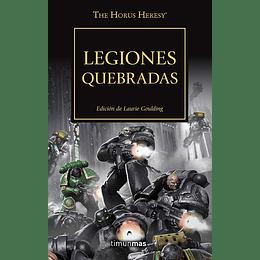 Warhammer 40K - La Herejía de Horus 43: Legiones quebradas