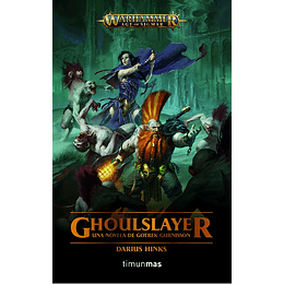 Warhammer Age of Sigmar - Ghoulslayer