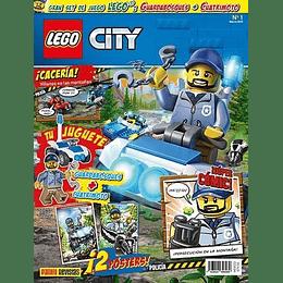 Revista - Lego City N°01