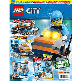 Revista - Lego City N°04