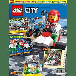 Revista - Lego City N°02