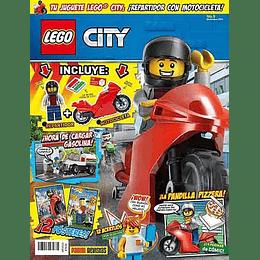 Revista - Lego City N°09