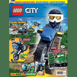 Revista - Lego City N°03