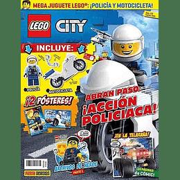 Revista - Lego City N°10