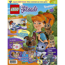 Revista - Lego Friends N°1