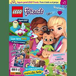 Revista - Lego Friends N°3