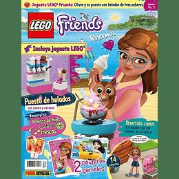 Revista - Lego Friends N°5