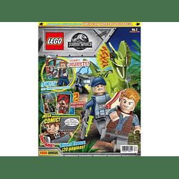 Revista - Lego Jurassic World N°2