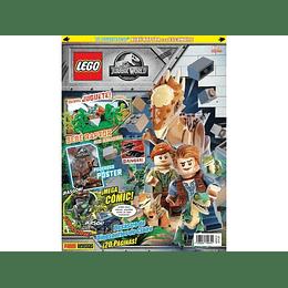 Revista - Lego Jurassic World N°3