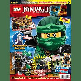 Revista - Lego Ninjago N°1