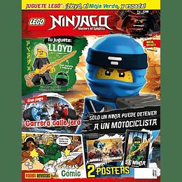 Revista - Lego Ninjago N°3
