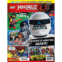 Revista - Lego Ninjago N°5