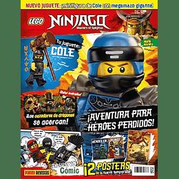 Revista - Lego Ninjago N°6