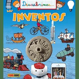 Descubrimos: Los Inventos