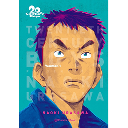 20th Century Boys Volumen 01