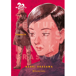20th Century Boys Volumen 10