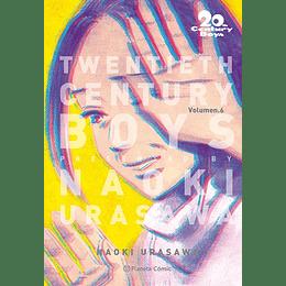 20th Century Boys Volumen 06