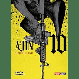 Ajin N°10