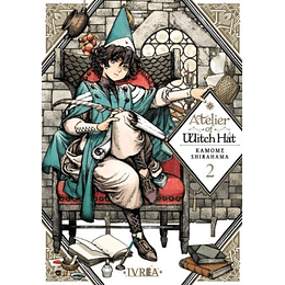 Atelier Of Witch Hat N°02