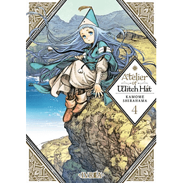 Atelier Of Witch Hat N°04