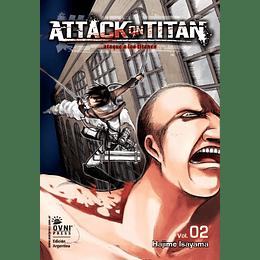 Attack on Titan Vol.02