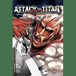 Attack on Titan Vol.01