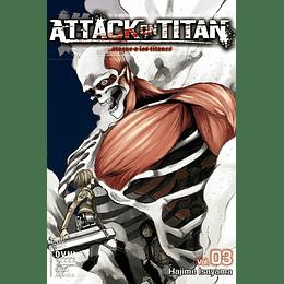 Attack on Titan Vol.03