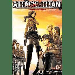 Attack on Titan Vol.04