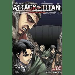 Attack on Titan Vol.05