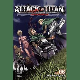 Attack on Titan Vol.06