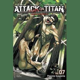 Attack on Titan Vol.07